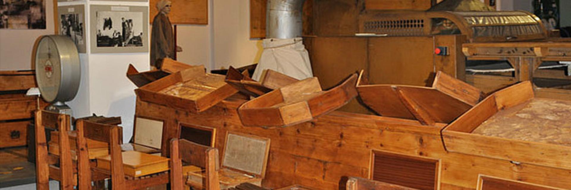 Καλως ορίσατε στο Mουσείο Kαπνού Καβάλας